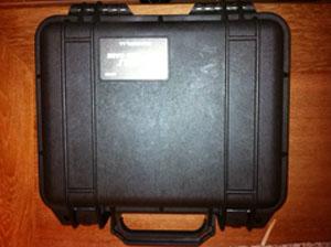 Caméra de cible Pelicase1200